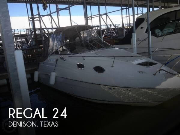 Used Regal 24 Boats For Sale by owner | 2003 Regal 24