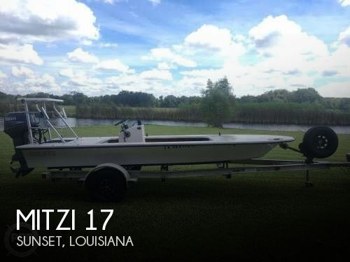 Used Mitzi Boats For Sale by owner | 2004 Mitzi 17