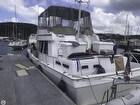1999 MAINSHIP 430 TRAWLER, Full Enclosure - Flybridge