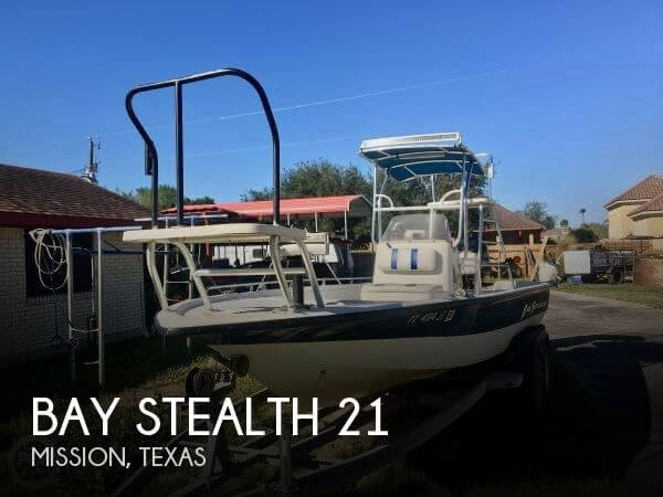 Used Boats For Sale in McAllen, Texas by owner | 2002 Bay Stealth 21