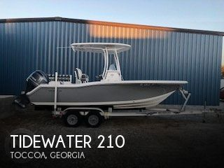 Used Ski Boats For Sale in Georgia by owner | 2016 Tidewater 21