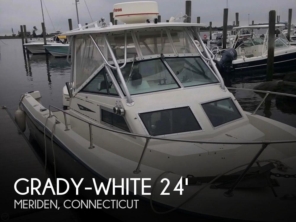 1981 GRADY WHITE 240 OFFSHORE for sale
