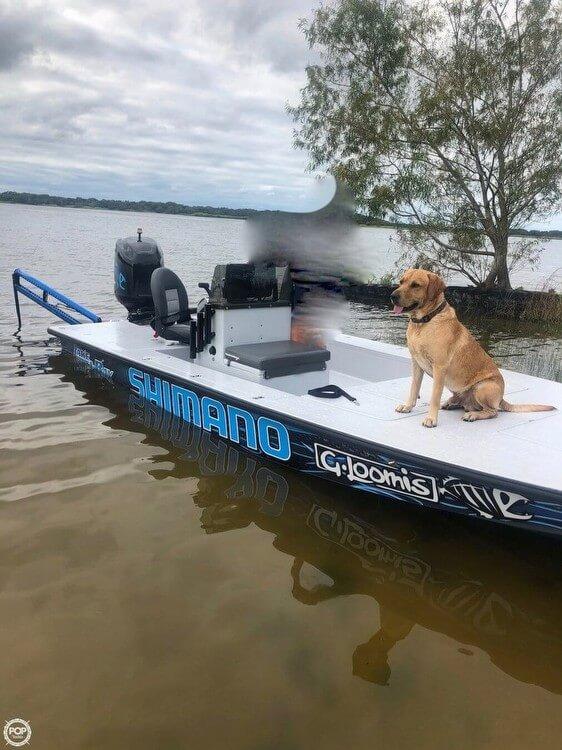 2002 Lake & Bay boat for sale, model of the boat is Boca-Grande & Image # 10 of 16