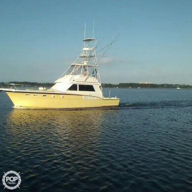 Hatteras 45 C, 45', for sale - $229,900