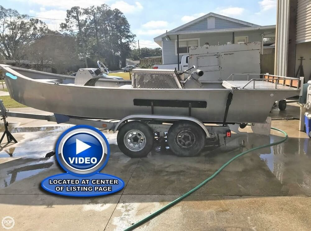 Mud Boats For Sale >> Custom 19 Bay Mud Boat Boat For Sale In Houma La For 21 250 167800