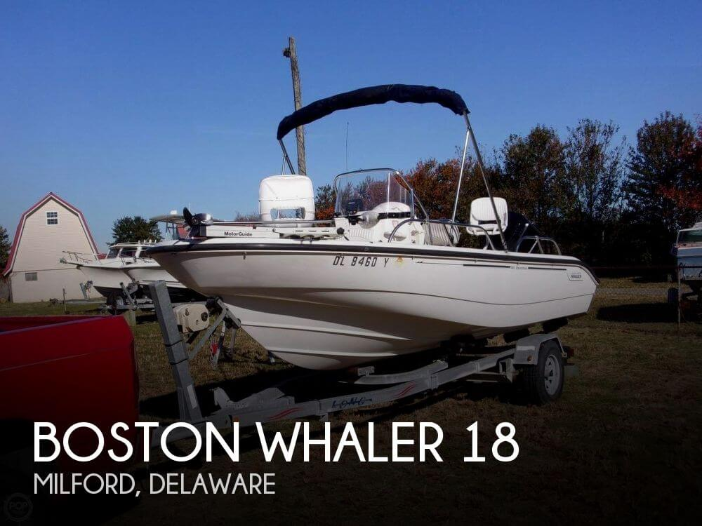 Used Boston Whaler 18 Boats For Sale by owner | 2005 Boston Whaler 18