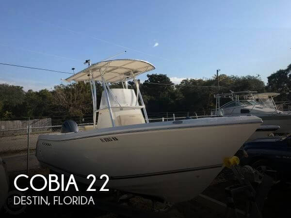 Used Cobia Boats For Sale by owner | 2016 Cobia 22