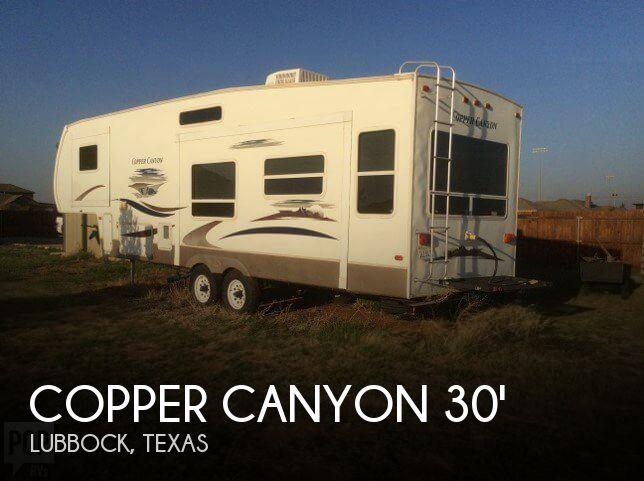 2006 Keystone Copper Canyon 276 FWRES Sprinter