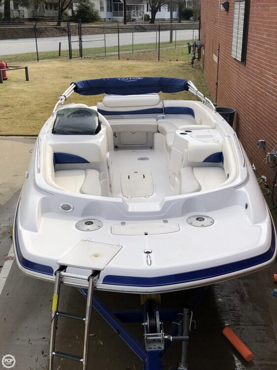 2011 Tahoe boat for sale, model of the boat is 215Xi & Image # 15 of 41