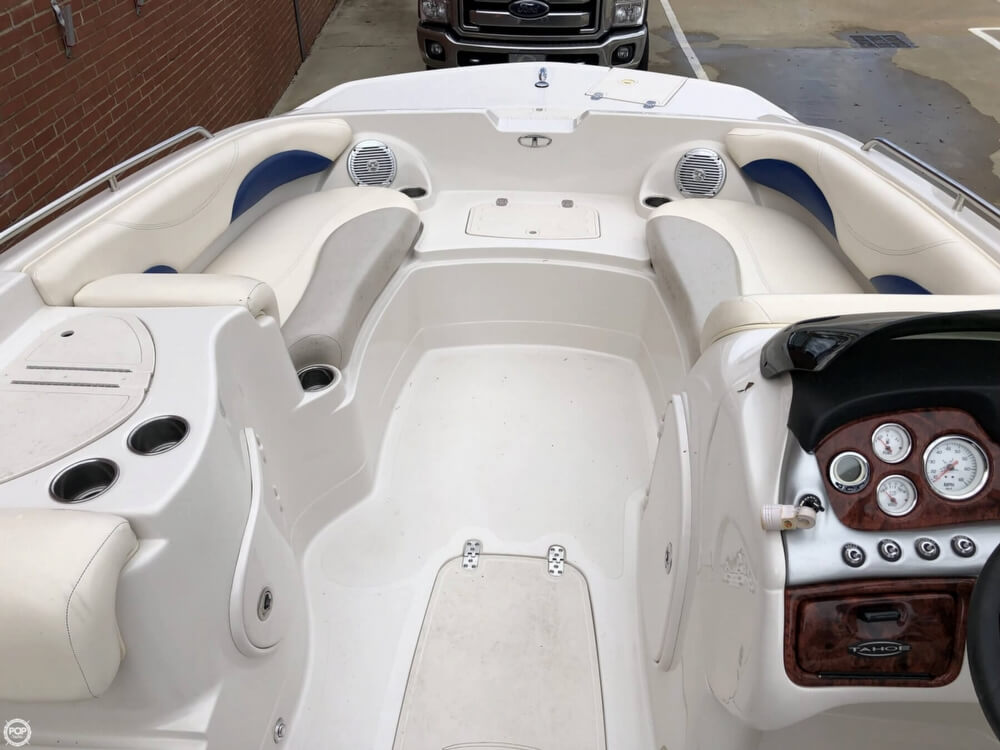 2011 Tahoe boat for sale, model of the boat is 215Xi & Image # 35 of 41