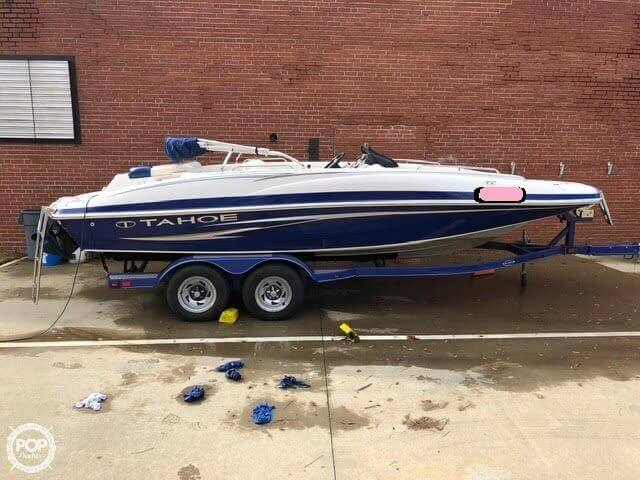 2011 Tahoe boat for sale, model of the boat is 215Xi & Image # 39 of 41
