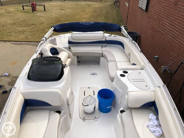 2011 Tahoe boat for sale, model of the boat is 215Xi & Image # 40 of 41