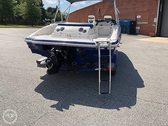 2011 Tahoe boat for sale, model of the boat is 215Xi & Image # 8 of 41