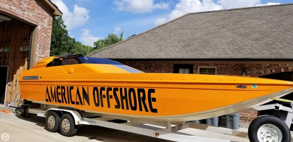 1994 American Offshore boat for sale, model of the boat is 3100 & Image # 17 of 40