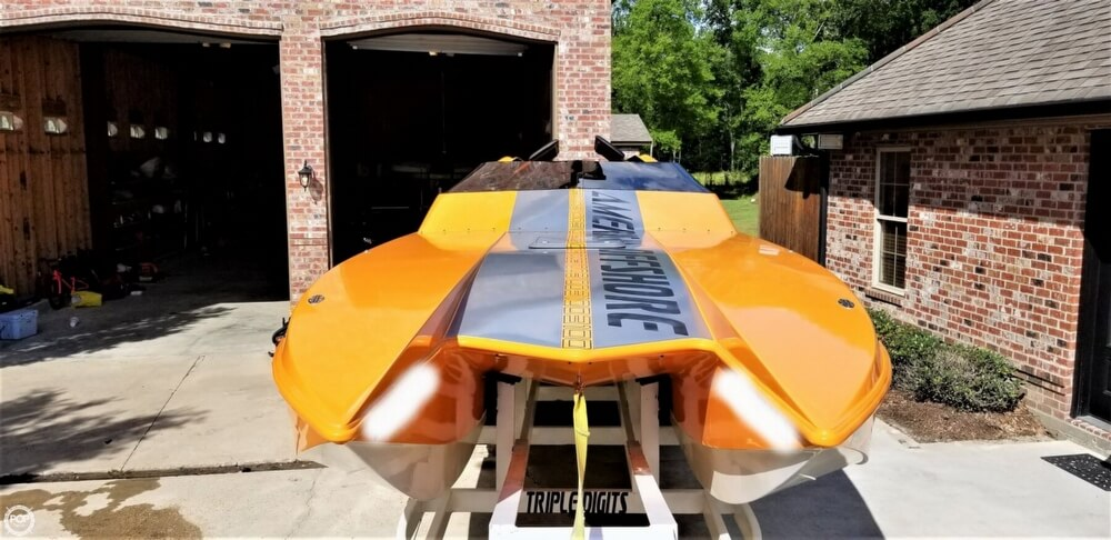 1994 American Offshore boat for sale, model of the boat is 3100 & Image # 20 of 40