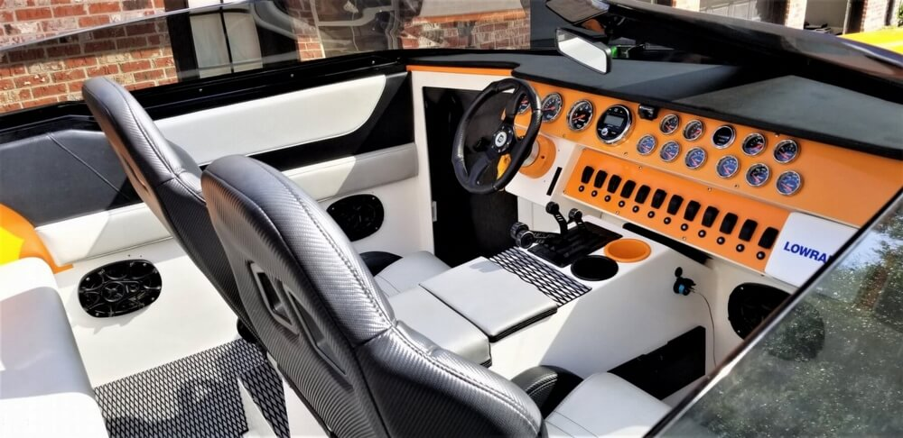 1994 American Offshore boat for sale, model of the boat is 3100 & Image # 22 of 40