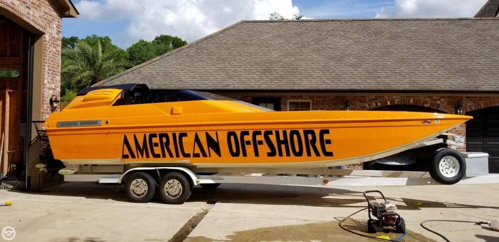 1994 American Offshore boat for sale, model of the boat is 3100 & Image # 26 of 40