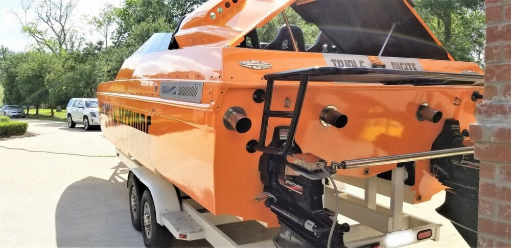 1994 American Offshore boat for sale, model of the boat is 3100 & Image # 30 of 40