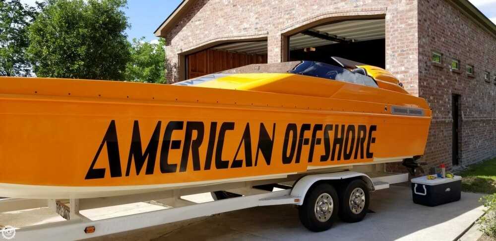 1994 American Offshore boat for sale, model of the boat is 3100 & Image # 32 of 40