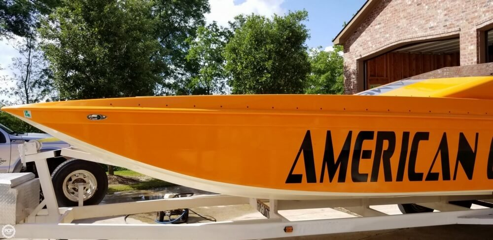 1994 American Offshore boat for sale, model of the boat is 3100 & Image # 33 of 40