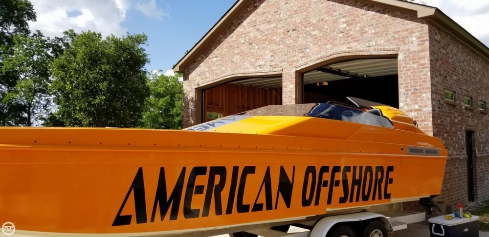 1994 American Offshore boat for sale, model of the boat is 3100 & Image # 34 of 40