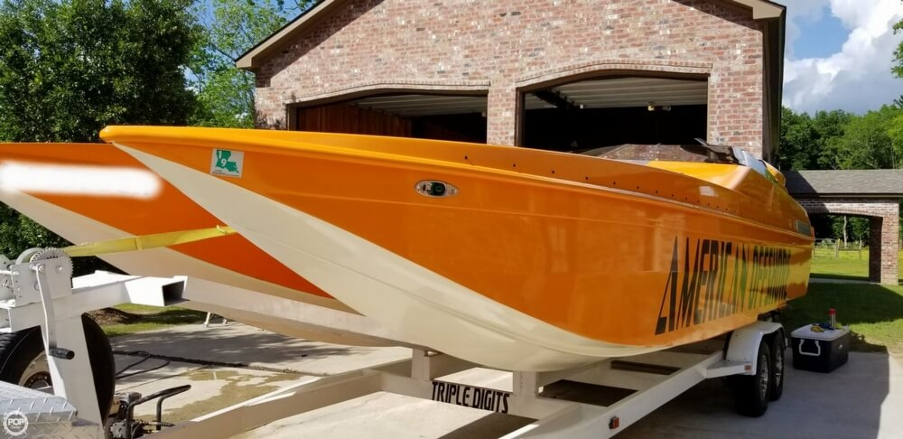 1994 American Offshore boat for sale, model of the boat is 3100 & Image # 35 of 40