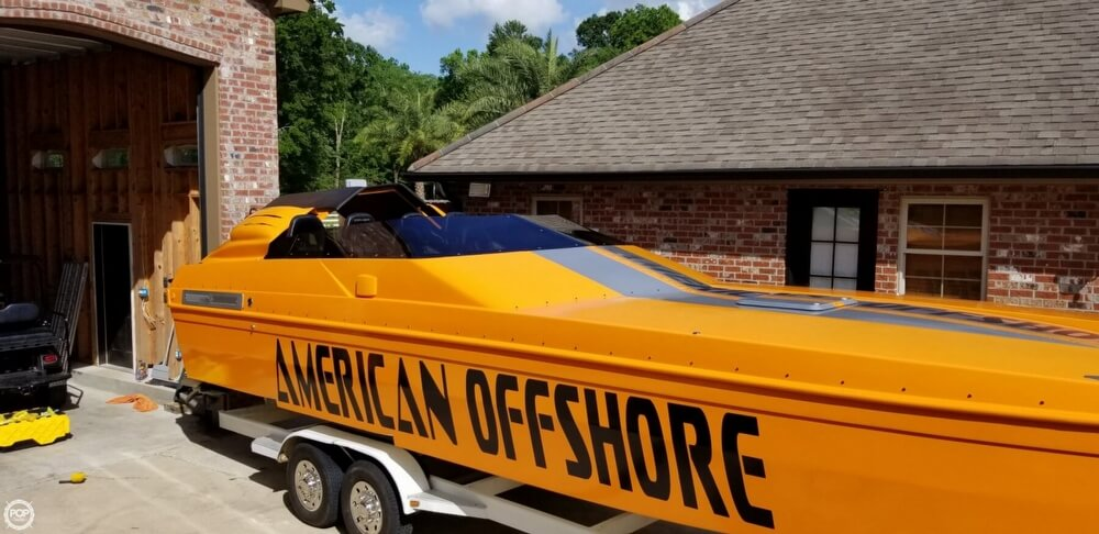 1994 American Offshore boat for sale, model of the boat is 3100 & Image # 38 of 40