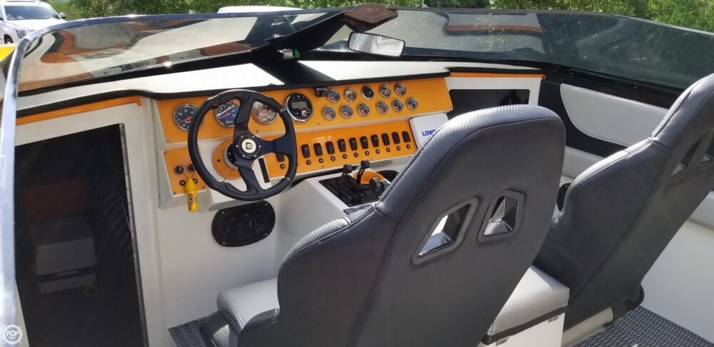 1994 American Offshore boat for sale, model of the boat is 3100 & Image # 23 of 40