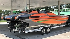 1994 American Offshore boat for sale, model of the boat is 3100 & Image # 14 of 40