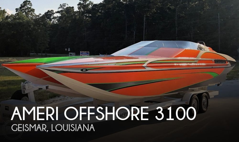 1994 American Offshore boat for sale, model of the boat is 3100 & Image # 1 of 40