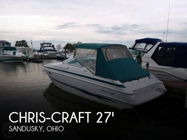 Used Chris-Craft Boats For Sale in Ohio by owner | 1997 Chris-Craft 27