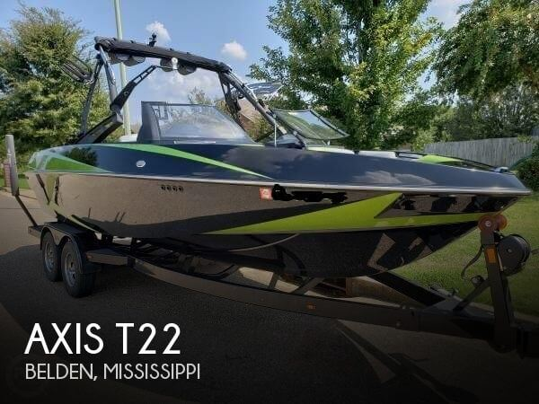 Used Boats For Sale in Mississippi by owner | 2014 Axis 22