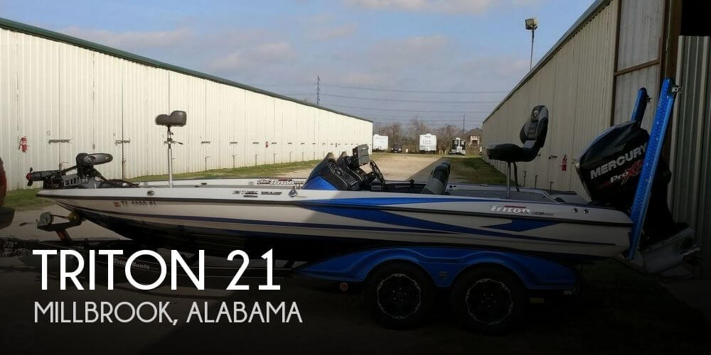 Used Triton  Boats For Sale by owner | 2015 Triton 21