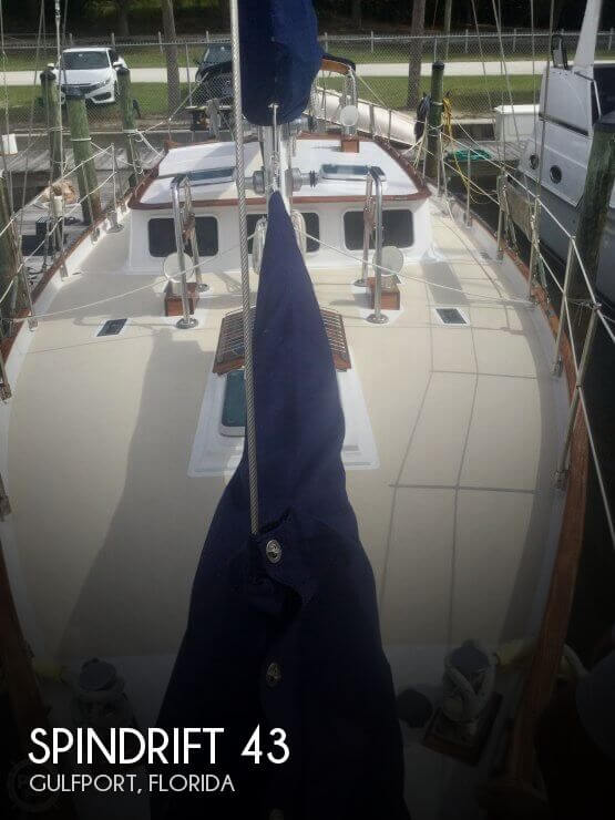 Used Sailboats For Sale in Florida by owner | 1985 Spindrift 43