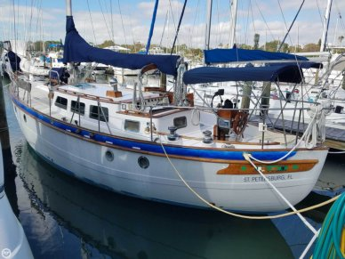 Spindrift 43 Pilothouse Cutter, 43, for sale - $114,900