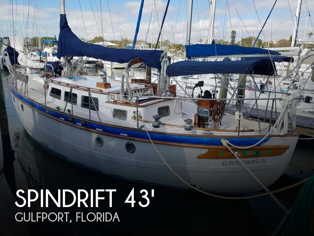 1985 Spindrift 43 Pilothouse Cutter