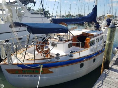 Spindrift 43 Pilothouse Cutter, 50', for sale - $144,500