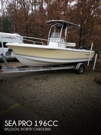 Used Sea Pro Boats For Sale by owner | 2008 Sea Pro 19