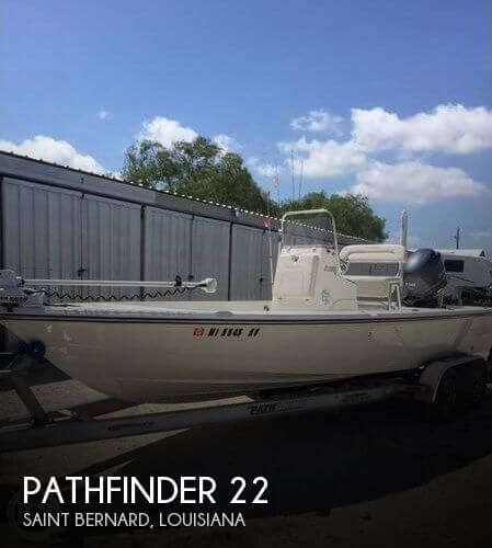 Used Pathfinder Boats For Sale by owner | 2013 Pathfinder 22