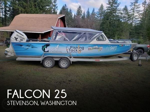 Used Boats For Sale in Portland, Oregon by owner | 2018 Falcon 25