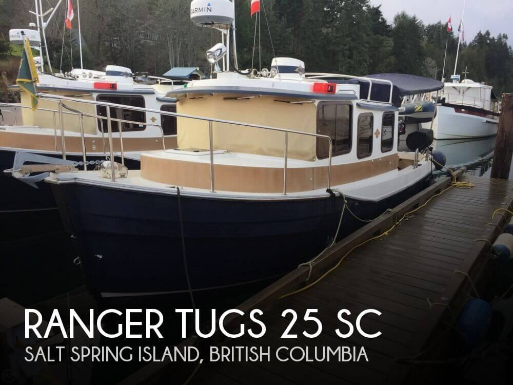 2011 Ranger Tugs boat for sale, model of the boat is 25 SC & Image # 1 of 40