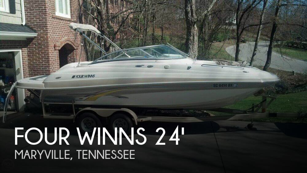 Used Four Winns 24 Boats For Sale by owner | 2007 Four Winns 24