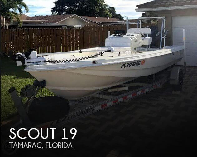 Used Scout Boats For Sale by owner | 2000 Scout 19