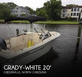 Used Ski Boats For Sale in North Carolina by owner | 2016 Grady-White 20