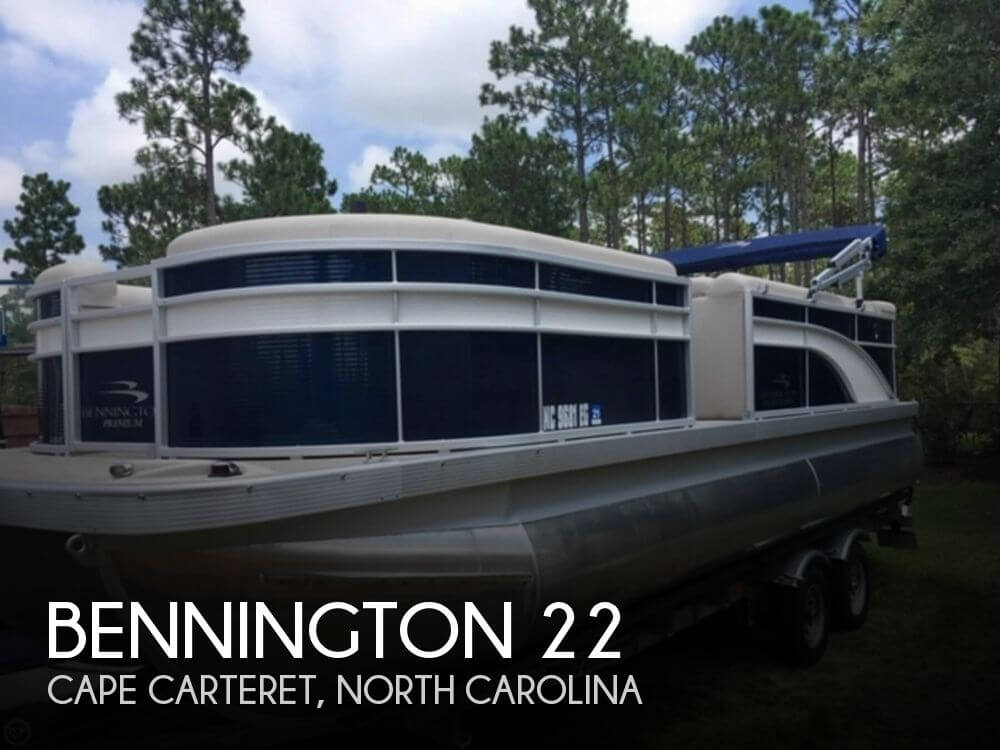 Used Bennington Boats For Sale by owner   2018 Bennington 22