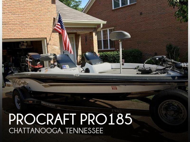 Used Procraft Boats For Sale by owner | 2004 ProCraft 18