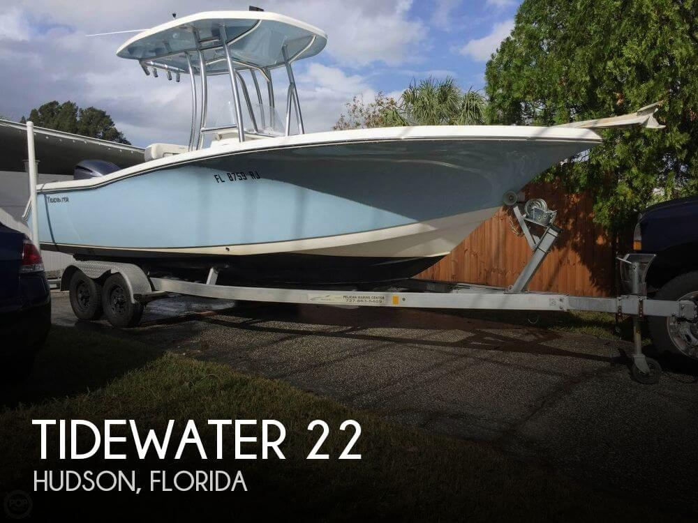 Used Tidewater Boats For Sale by owner | 2017 Tidewater 22