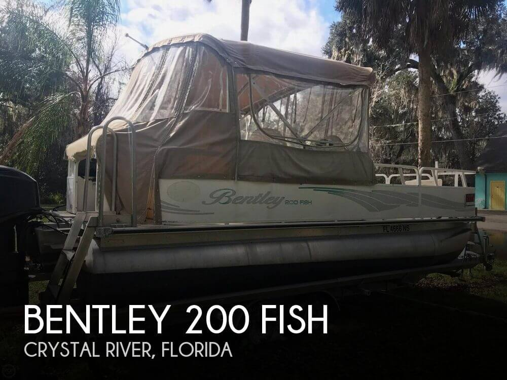Used BENTLEY Boats For Sale by owner | 2008 Bentley 20