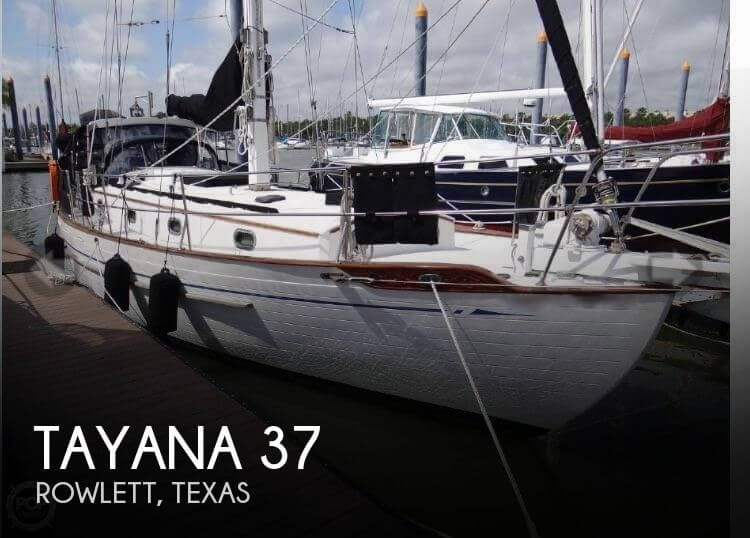 Used Tayana Boats For Sale by owner | 1978 Tayana 37