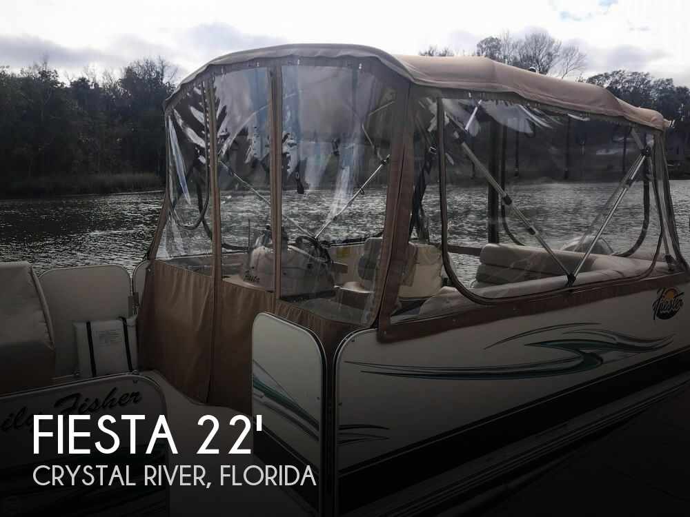 Used Fiesta Boats For Sale by owner | 2017 Fiesta 24